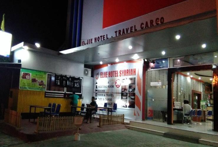 Eljie Hotel Gorontalo - Exterior