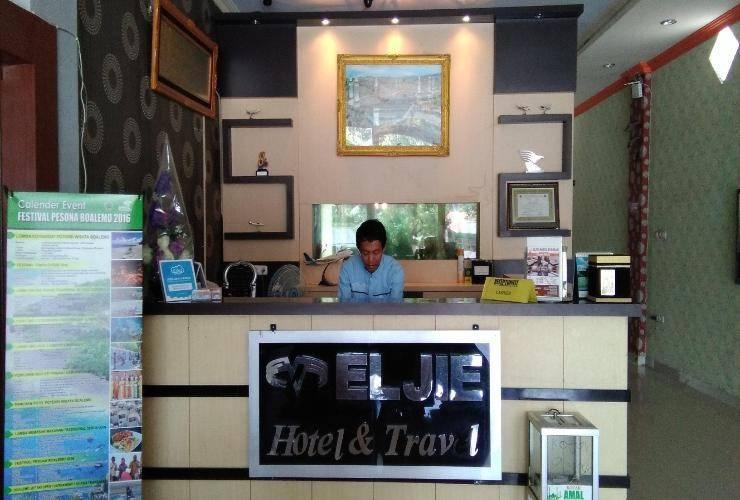 Eljie Hotel Gorontalo - Lobby