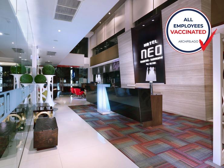Hotel Neo Gubeng Surabaya by ASTON Surabaya - Vaccinated