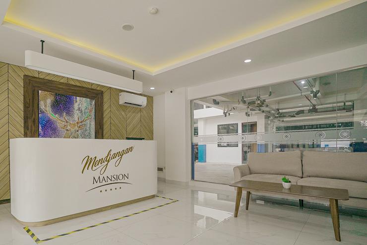 Mendjangan Mansion Jakarta - Interior