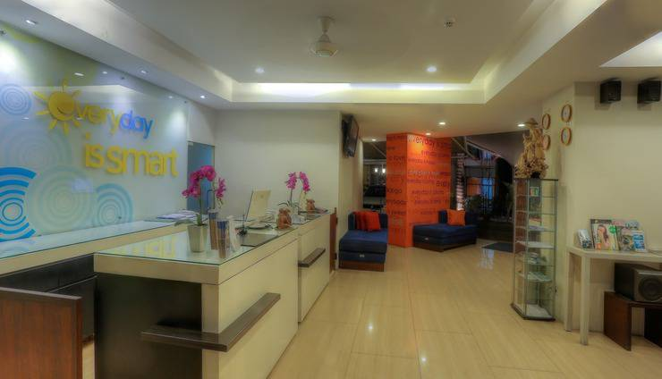 Everyday Smart Hotel Bali - Lobi