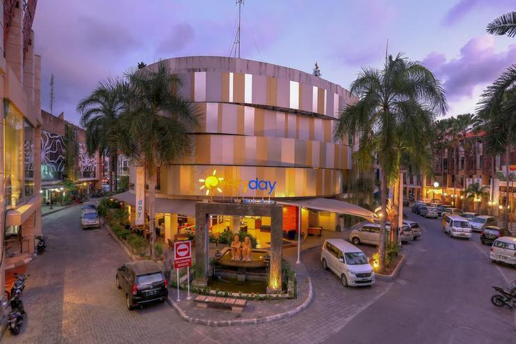 Urban Styles Everyday Kuta Bali - Everyday Smart Hotel Kuta