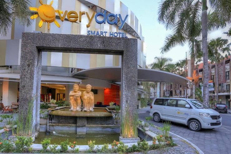 Everyday Urban Styles Kuta Bali - Everyday Smart Hotel Kuta