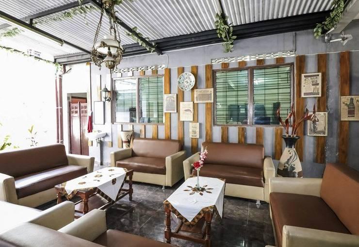 NIDA Rooms Selokan Mataram Depok Jogja - Restoran