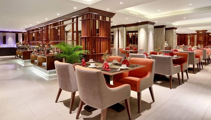 Swiss-Belhotel  Banjarmasin - Swiss Cafe Restaurant