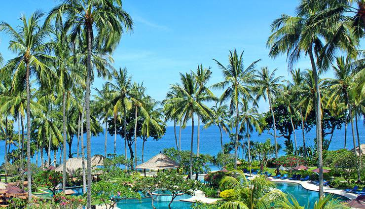 Holiday Resort Lombok - Kolam Renang