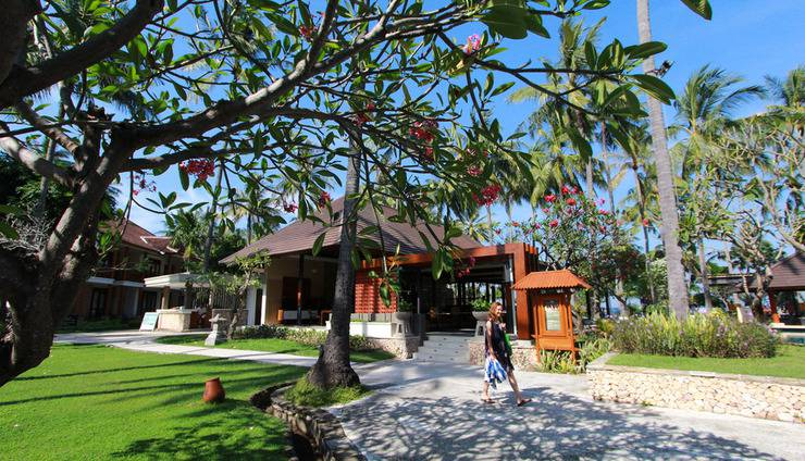 Holiday Resort Lombok - kayangan Restaurant