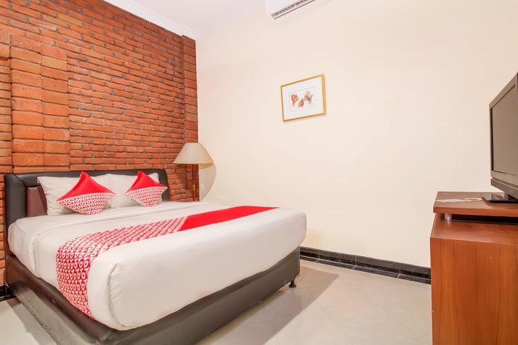 OYO 3118 Maxi Budget Bali - Bedroom
