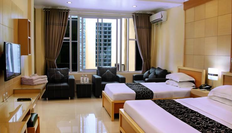 Hotel Permata Hijau Sukabumi - Family Room