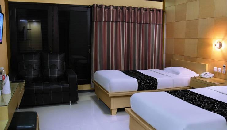 Hotel Permata Hijau Sukabumi - Super Deluxe Room