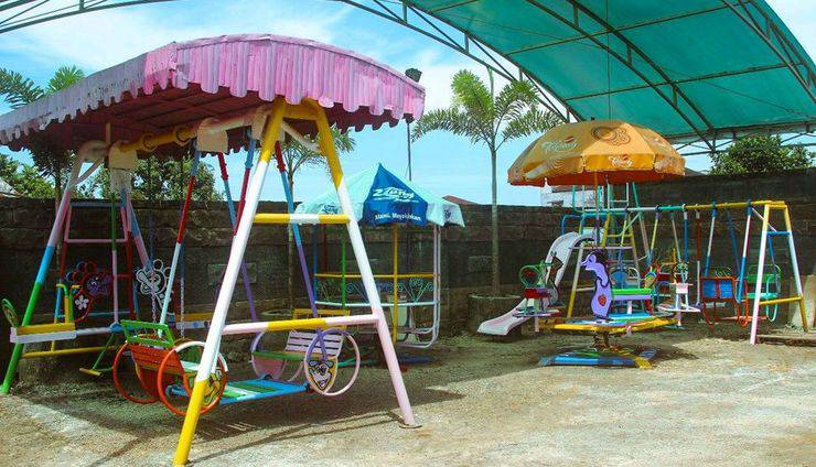 Hotel Permata Hijau Sukabumi - taman bermain anak