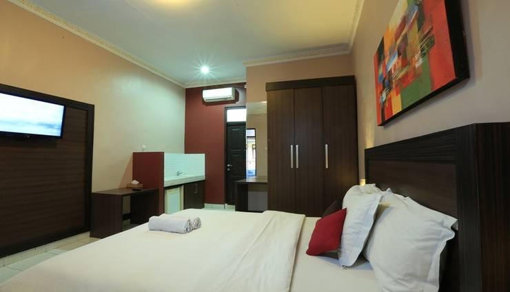 RedDoorz @Dewi Sri Bali - Kamar tamu