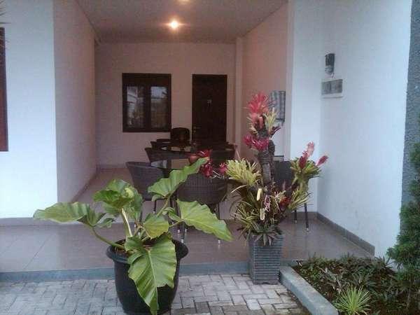 Villa Chocolate Bandung -