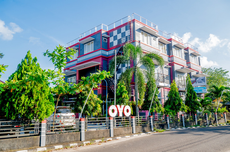 OYO 539 Omah Andini Belitung Timur - Facade