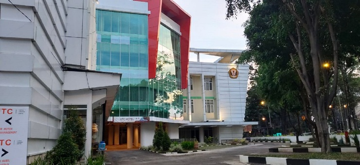 UTC Hotel Dago Bandung Bandung - Exterior 2