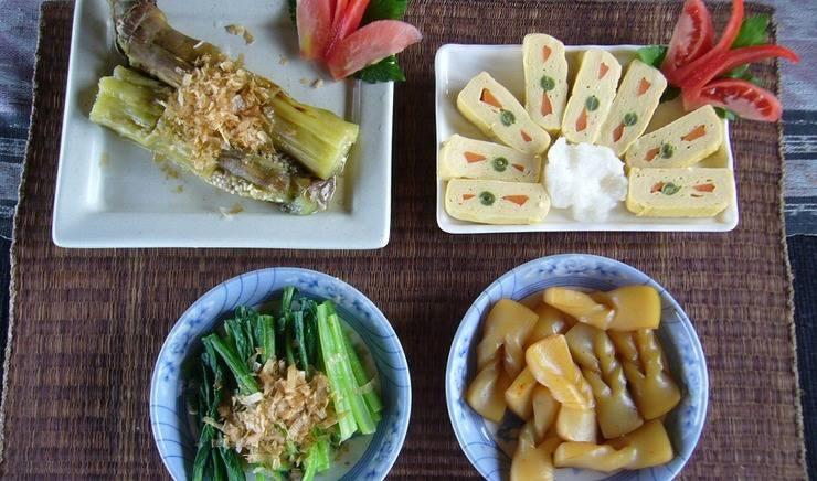Villa Bintang Ubud Bali - dinner