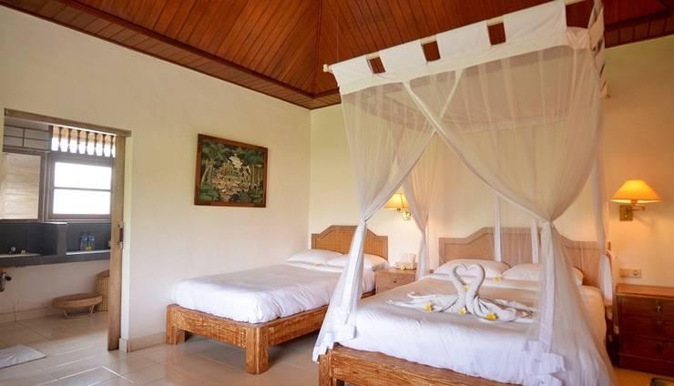 Villa Bintang Ubud Bali - room