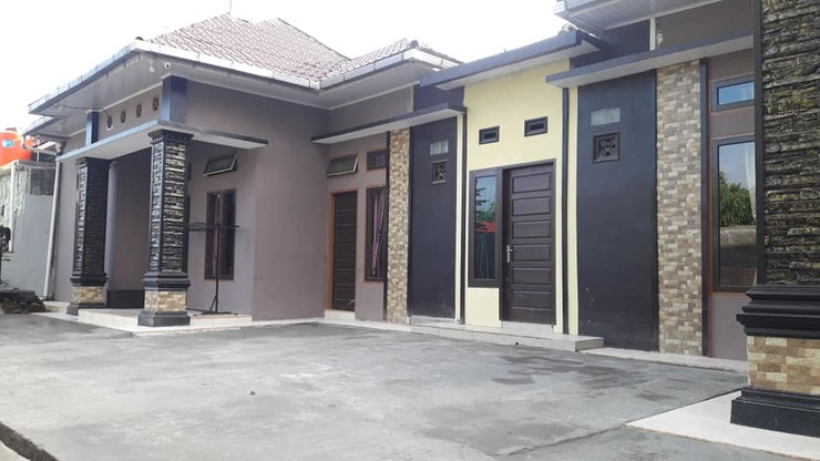 Ambacang Homestay 3 Bukittinggi - lobby