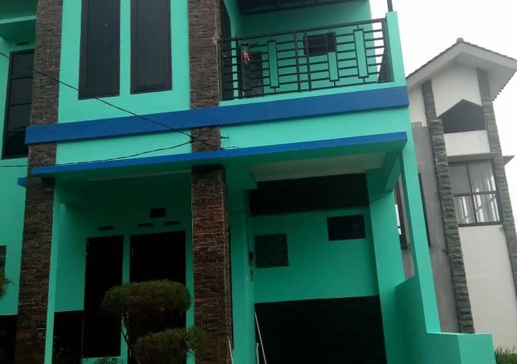 Villa Anggrek 2 Malang - Tampak Depan