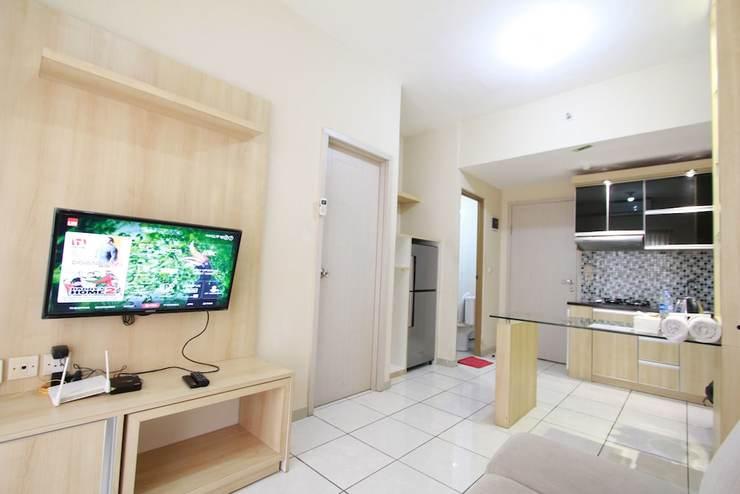 MyRooms Bekasi Bekasi - Living Area
