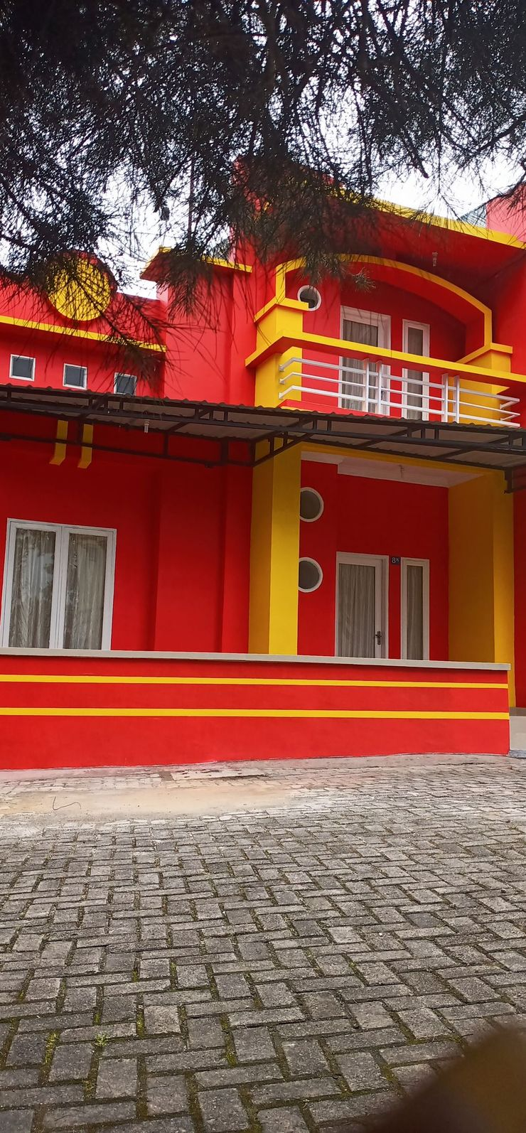 Villa Berastagi Highland Blok 8K Karo - Facade