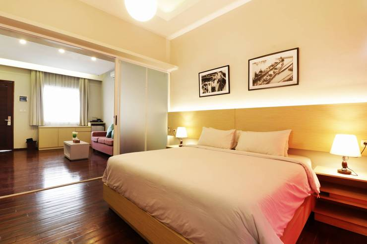 Pejaten Valley Residence Jakarta - Rooms