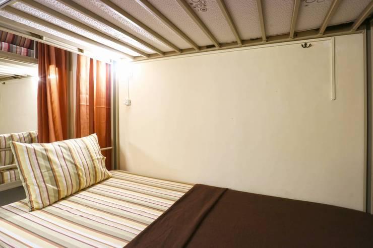 Pondok Backpacker City Square Malang - Bedroom