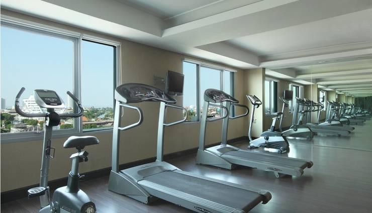 Santika  Pandegiling - Gym