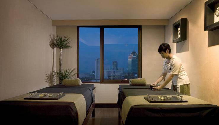 Santika  Pandegiling - Spa Room