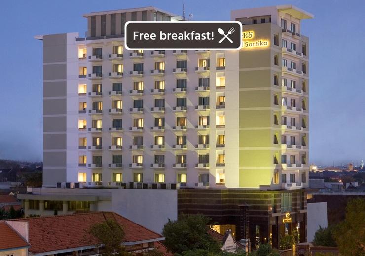 Hotel Santika Pandegiling Surabaya Surabaya - Appearance