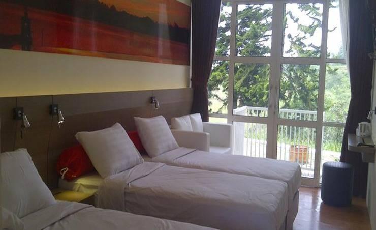Bukit Cikahuripan Resort Bandung - Kamar tamu
