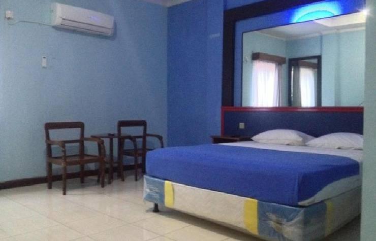 Hotel Citepus Indah  Sukabumi - Kamar tidur