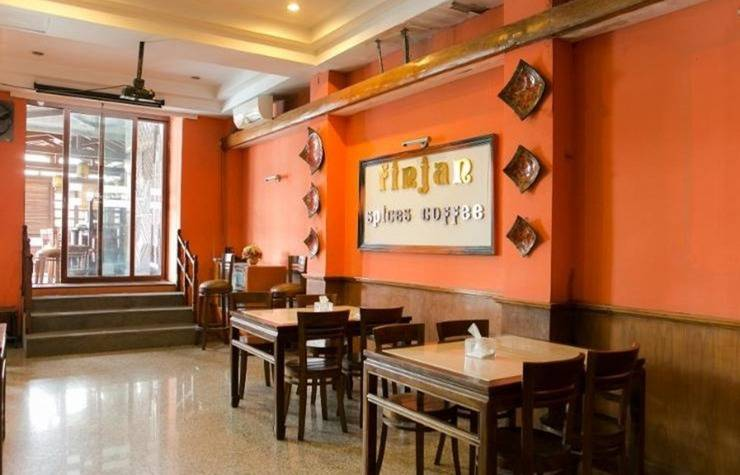 Hotel Mesir Surabaya - Interior
