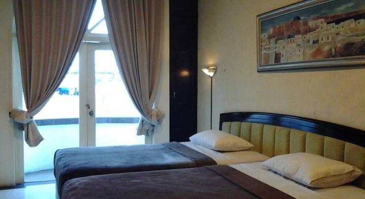 Hotel Mesir Surabaya - Suite Room
