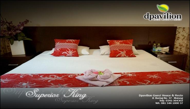 Dpavilion Guest House & Resto Malang Malang - superior