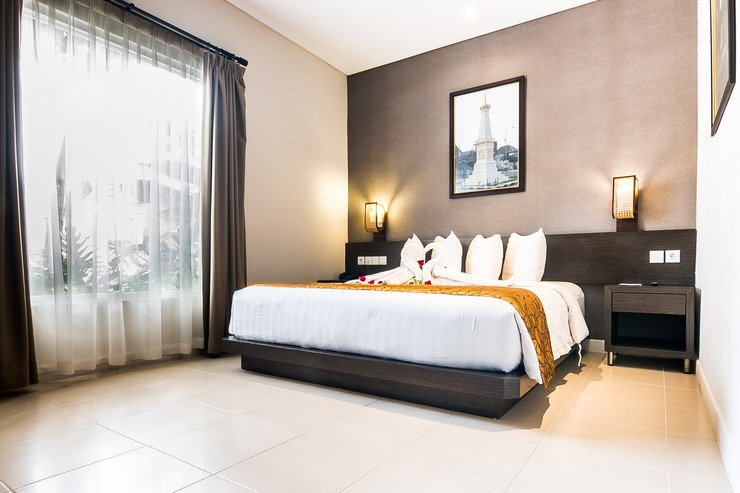 Ayola Tasneem Convention Hotel Yogyakarta Yogyakarta - Guest Room