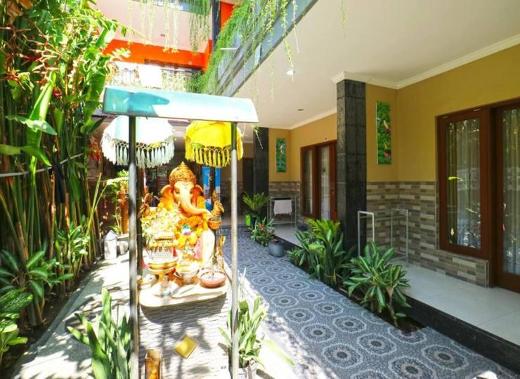 Rena Segara House Bali - Bagian Luar