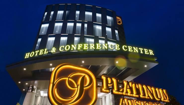 Platinum Adisucipto Hotel & Conference Center Yogyakarta Jogja - Main Building