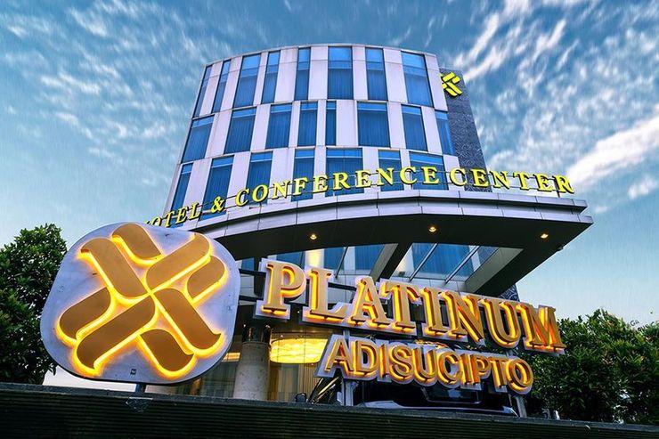 Platinum Adisucipto Hotel & Conference Center Jogja - Exterior
