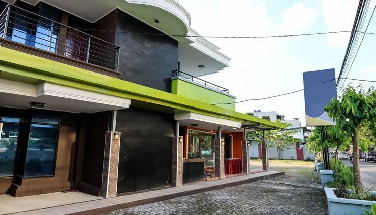 NIDA Rooms Mayor Ruslan Ilir Palembang - Eksterior