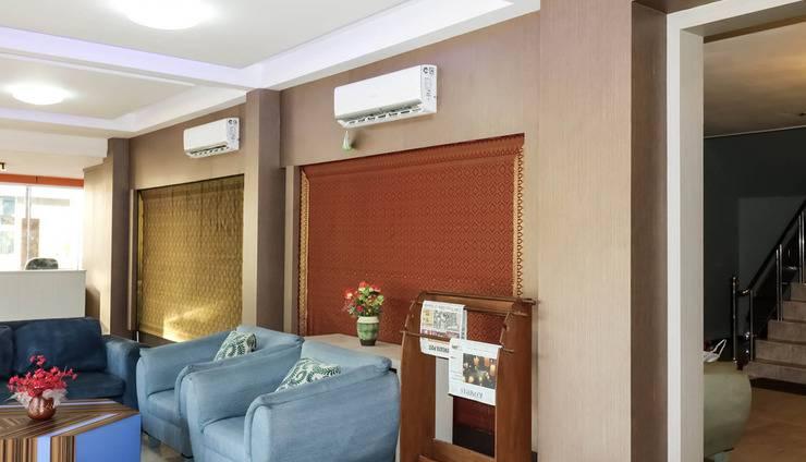 NIDA Rooms Mayor Ruslan Ilir Palembang - Interior