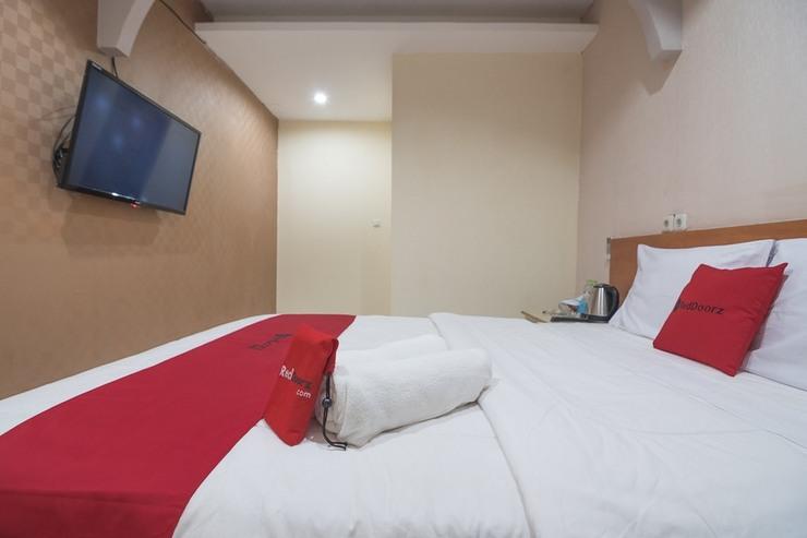 RedDoorz Premium @ Kahai Beach Lampung Lampung Selatan - Kamar Tamu