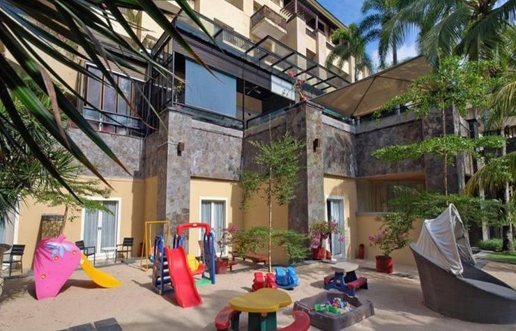 Kuta Paradiso Hotel Bali - Taman Bermain