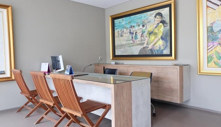 Aristo Residence Bandung - Lobby