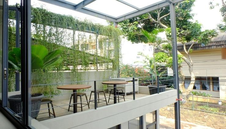 Aristo Residence Bandung - Exterior