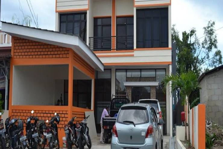 Central City Hotel Belitung - Tampilan Luar Hotel
