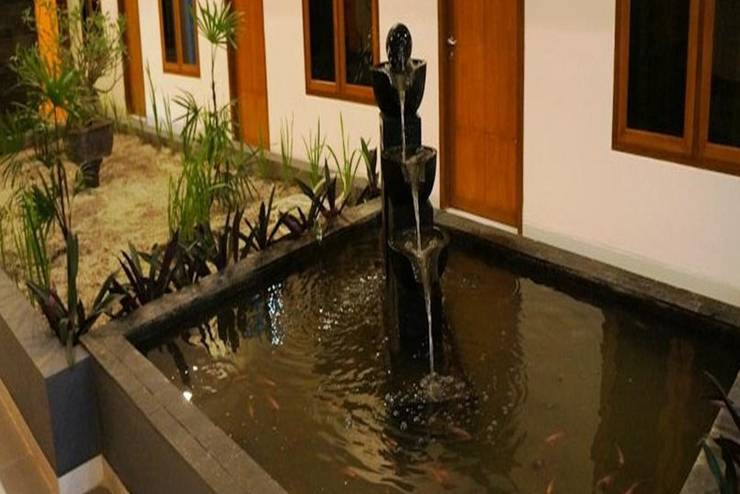 Central City Hotel Belitung - Taman