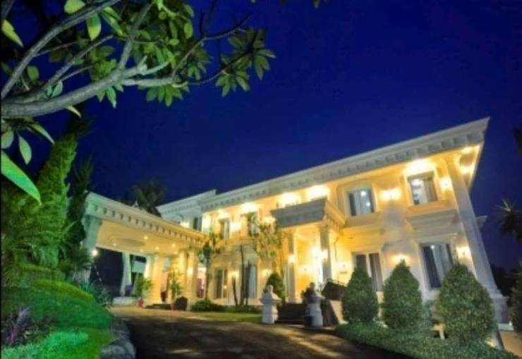 Rizen Premiere Hotel Bogor - Night View