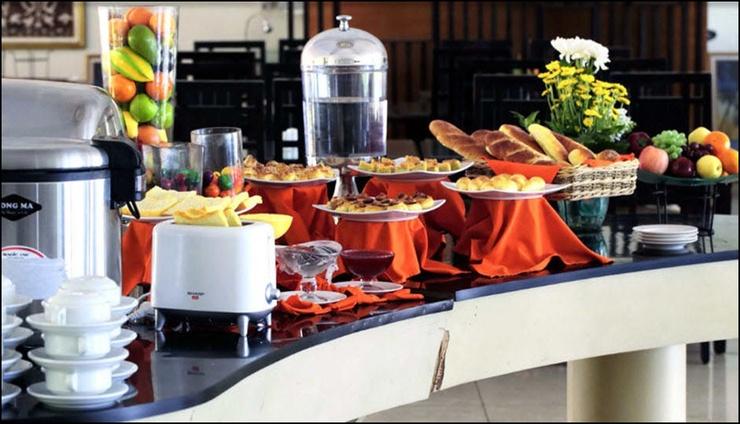 Rizen Premiere Hotel Bogor - new meals
