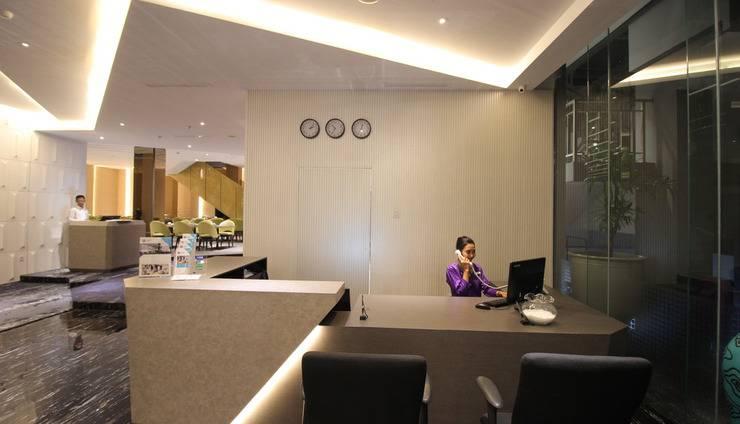 Forriz Hotel Jogja - Reception